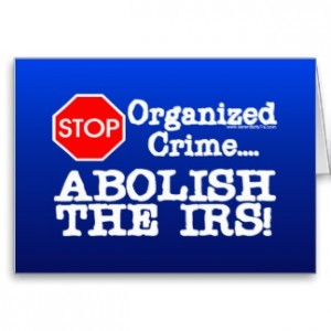 abolish the irs 300x300 Obamas Secret Meeting to Screw Conservati​ves