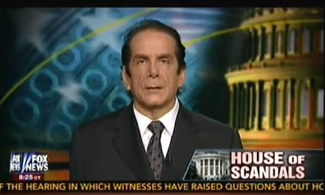 krauthammer4 Krauthammer: 'One of the most odd presidential speeches ever delivered'