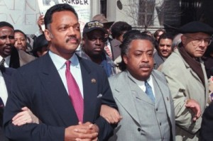 sharpton jackson 300x199 Black Charlatans Back at Work