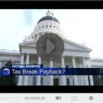 CA tax break