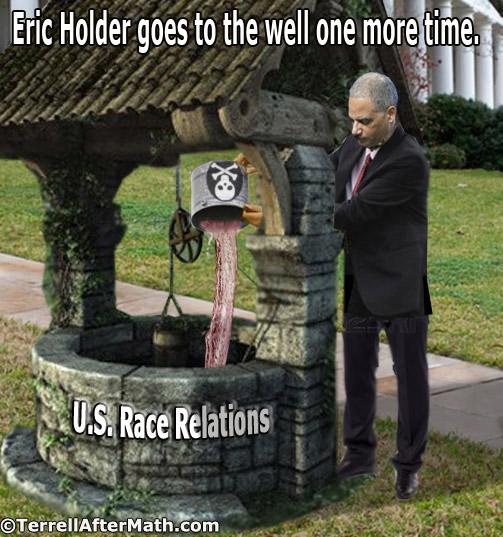 Holder Race Relations SC