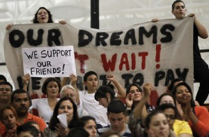 ILLEGAL IMMIGRANT COLLEGE TUITION 300x197 Illegals Claim Discrimination, Seek In state Tuition Rates
