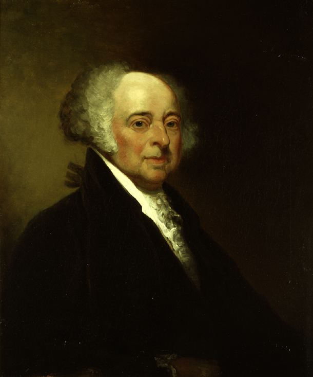 John Adams SC Losing Family, Losing God, Losing the Country