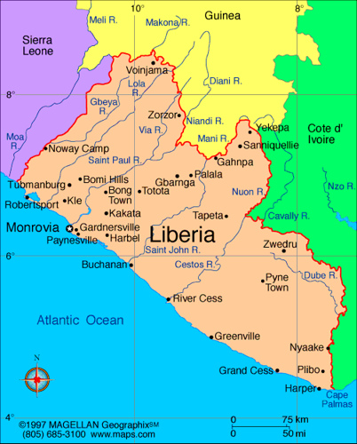 Liberia SC Now what, liberals?