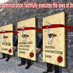 Obama Executes Laws Of Land Firing Squad SC