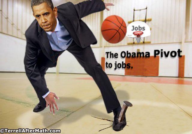 Obama Pivot To Jobs SC