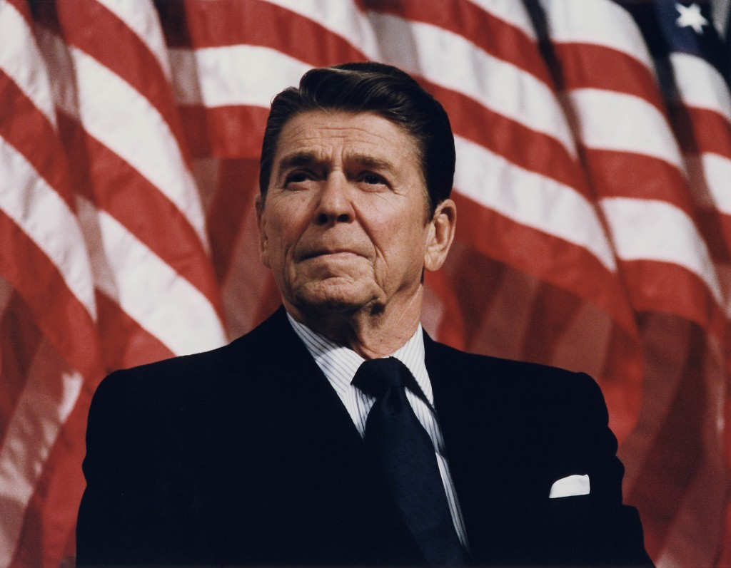 Ronald Reagan SC 1024x797 What 'The Butler' gets wrong about Ronald Reagan and race