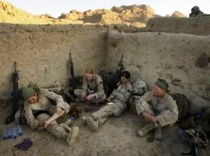 Women in Combat 300x224 The Cowards Pushing Women into Combat