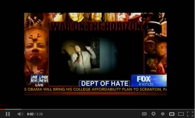 """DHS Manager: """"A Lot Of Whites Need To Be Killed"""""""