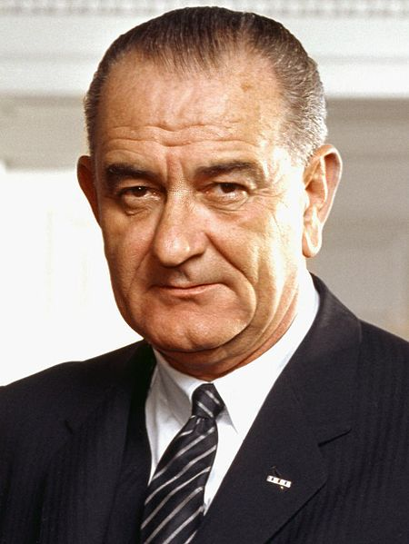 450px 37 Lyndon Johnson 3x4 Liberal Entitlements: Popularizing Poverty and Dependence Since 1965