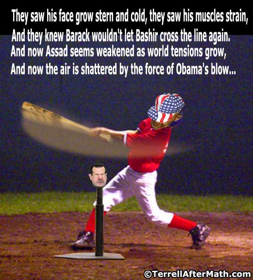 Obama Syria Assad SC