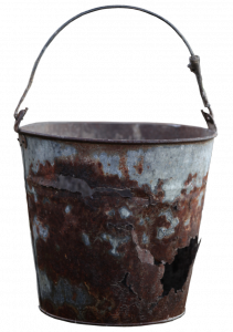 rusty bucket by digimaree d5627d1 211x300 Obamas Universal Exceptionalism Equals No Exceptionalism