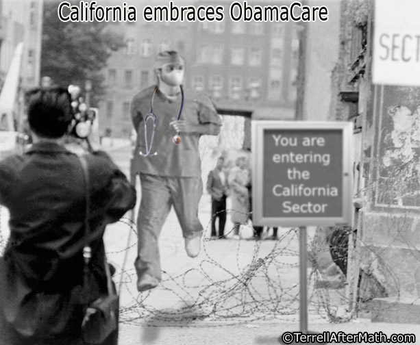 California Embraces Obamacare SC