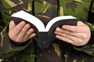 military bible 300x200 Obama Orders Priests Arrested if they say Mass on Military Bases