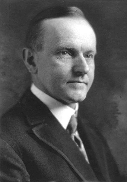 Calvin Coolidge SC