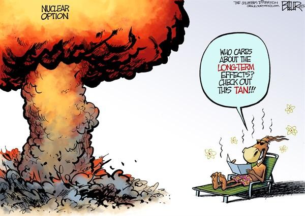 Democrats Nuclear Option SC