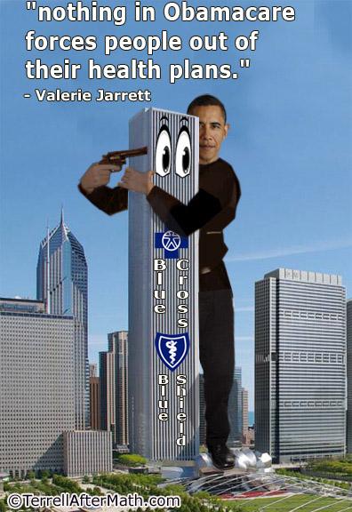 Valerie Jarrett Obama Obamacare Forces People Out Of Plans SC