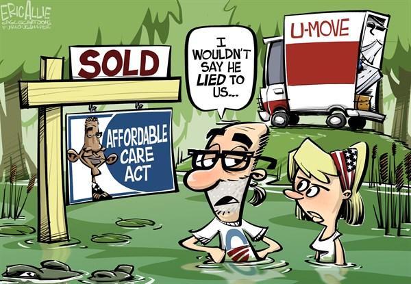 ObamaCare Swamp