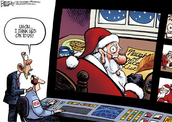 Santa Snoops
