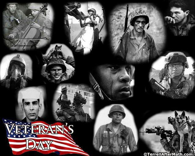 Veterans Day SC