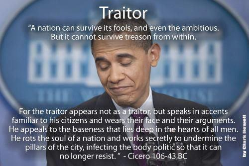 cicero on treason