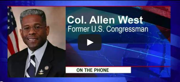 Allen West Obama Asylum Plan Threat National Security on Latest National Write Your Congressman