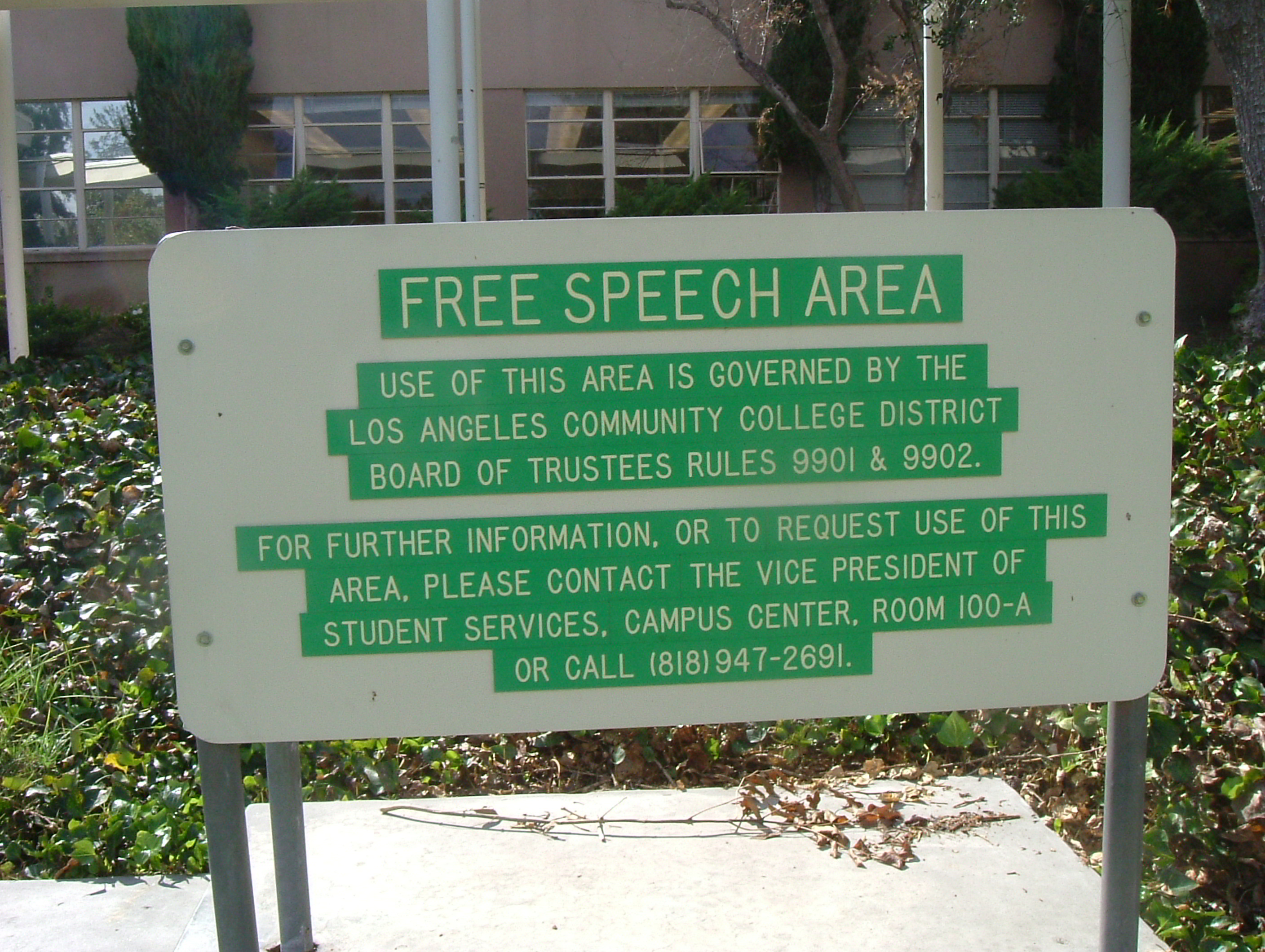 Does the First Amendment Protect Commercial Speech? - The Meiklejohn ...