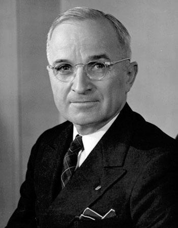 Harry Truman SC