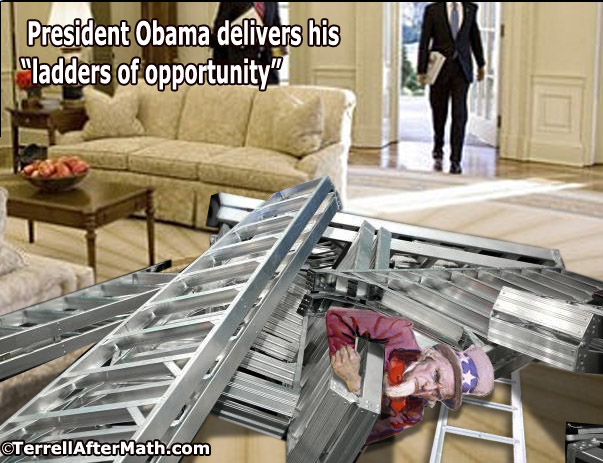 Obama Ladders Trap SC