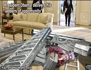 Obama Ladders Trap SC1