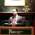Joe Miller: Roe vs Wade is Threatening Social Security