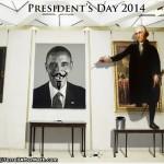 Presidents Day Obama Washington SC