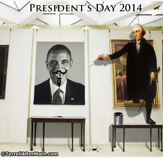 Presidents Day Obama Washington SC