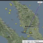 Radar Playback of the Moment Malaysia Flight 370 Vanished!