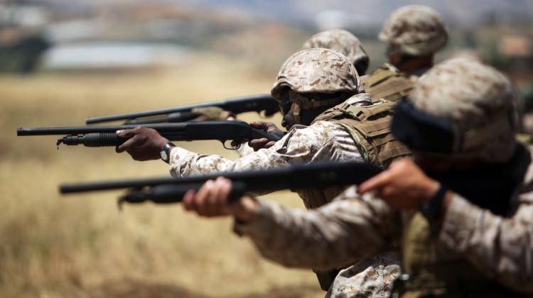 Photo credit: Marines (Flickr)