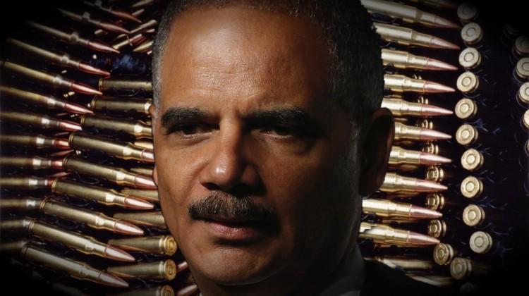Eric Holder-bullets