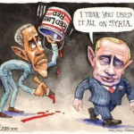 Obama Red Line Putin Syria