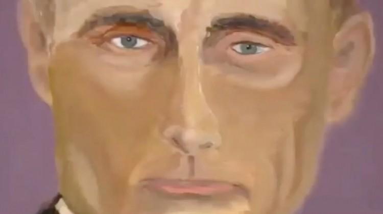 Putin Portrait2