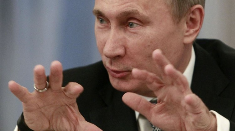 Vladimir Putin 5 SC