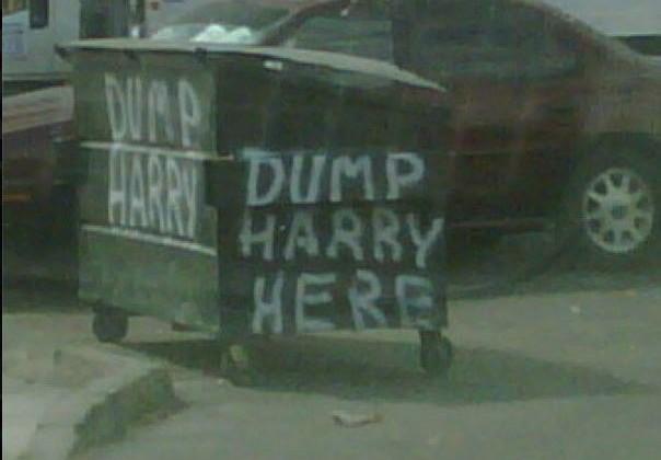 Photo Credit: Facebook/Dump Harry Reid