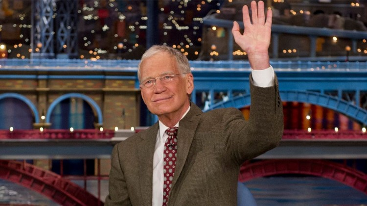 Photo Credit: Facebook/Late Show with David Letterman