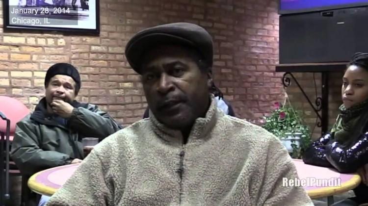 """Poor Chicago Blacks To Obama: """"Just Quit"""""""