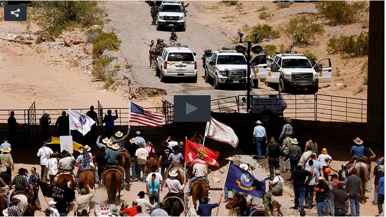 Breaking: FBI Secretly Building Case Against Bundy Supporters