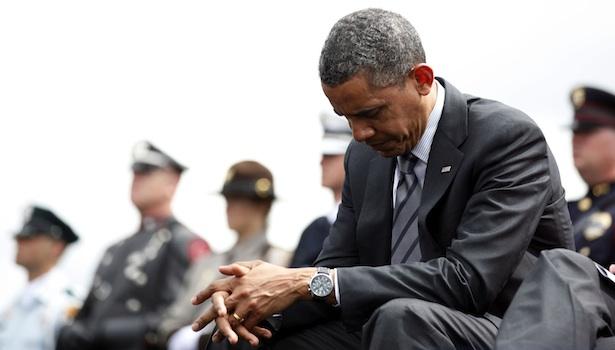 Obama Nervous