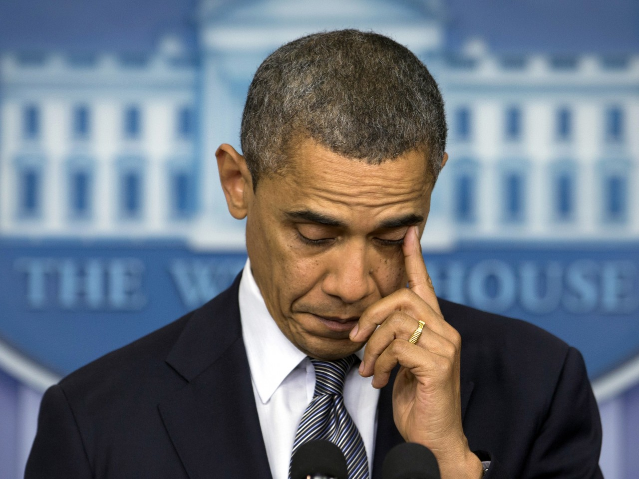 Obama Afraid