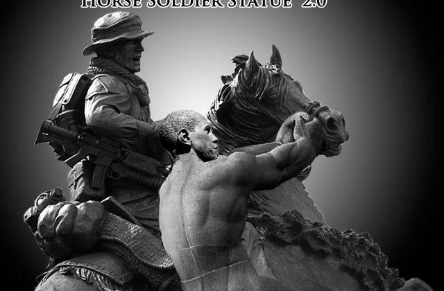 Obama Horse Soldier