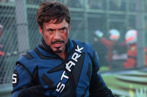 Robert Downey Jr. as Tony Stark aka Iron Man SC