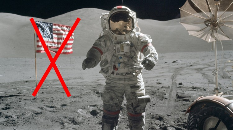 Russian take over the moon