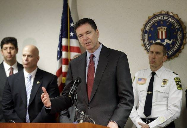 It May Surprise You Why The Head Of The FBI Is 'Suspicious Of Government Power'