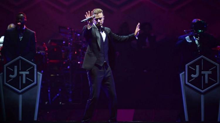 Facebook/Justin Timberlake